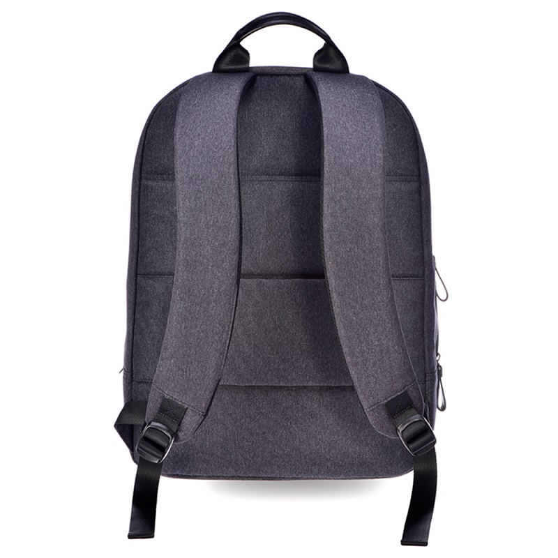 RunMi 90 Points Business Multi-function Backpack Dark Gray