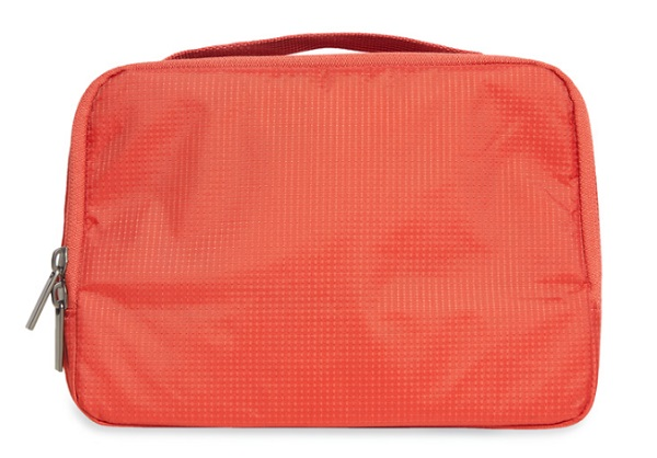 RunMi 90 Points Waterproof Travel Wash Bag Orange