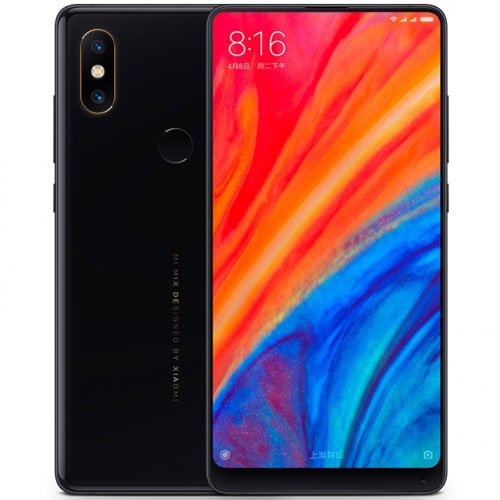 Xiaomi Mi MIX 2S 6GB/128GB Dual SIM Black