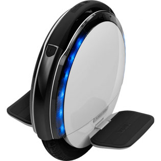 Ninebot One S2 Electric Unicycle White/Black