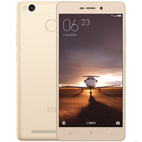 Xiaomi Redmi 3S High Ed. 3GB/32GB Dual SIM Gold