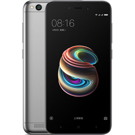 Xiaomi Redmi 5A High Ed. 3GB/32GB Dual SIM Gray