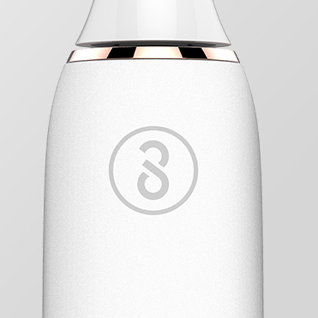 Soocas X3 Mini Smart Ultrasonic Electric Toothbrush White