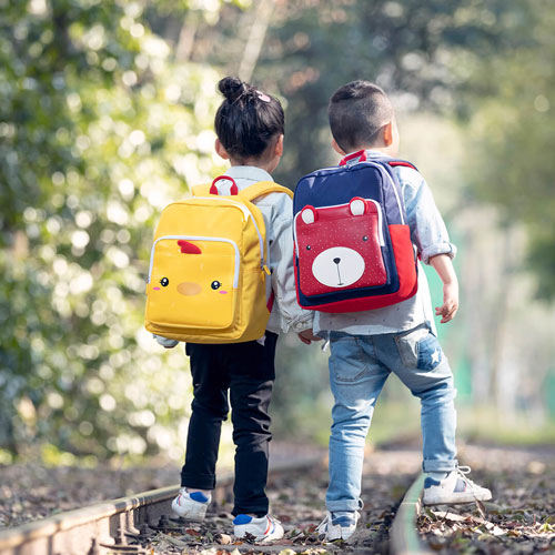 Yang Kids Backpack Yellow