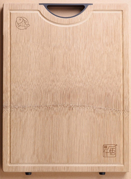 Yi Wu Yi Shi  Antibacterial Cutting Board Wood