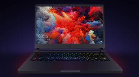 Wow! Xiaomi Has Launched the Gaming Laptop!