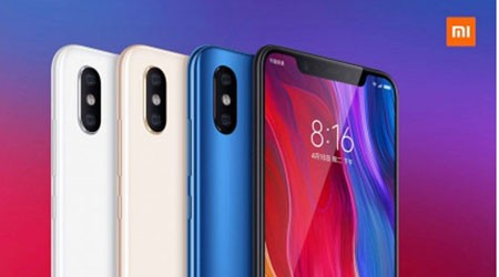 Xiaomi Announced Mi 8, Transparent Explorer Edition and SE Version