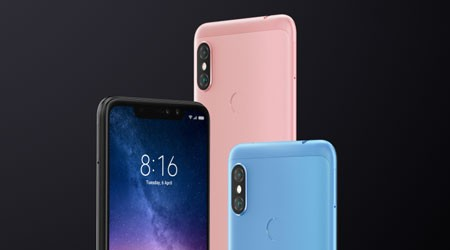 Redmi Note 6 Pro Was Launched in Thailand