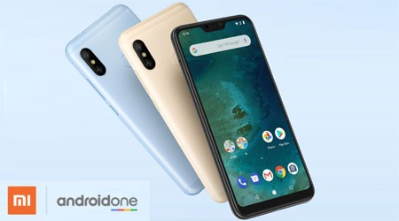 Xiaomi released Mi A2/A2 Lite Smartphones running the Android One