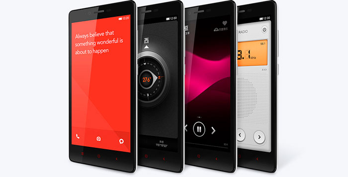 Xiaomi Redmi Note main features of this smartphone