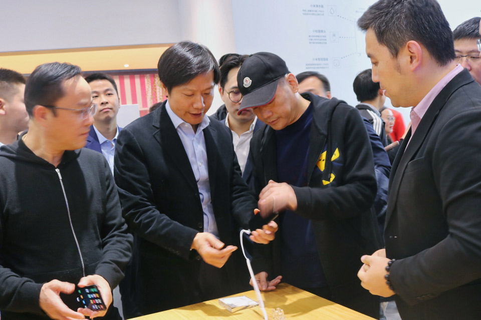Alliance of Entrepreneurs and Xiaomi