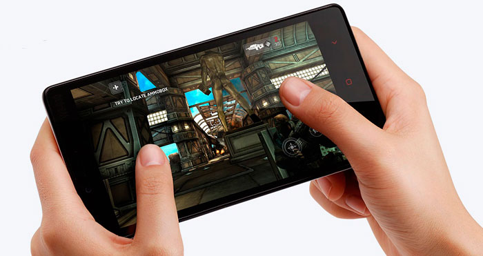 Xiaomi Redmi Note good gaming graphics