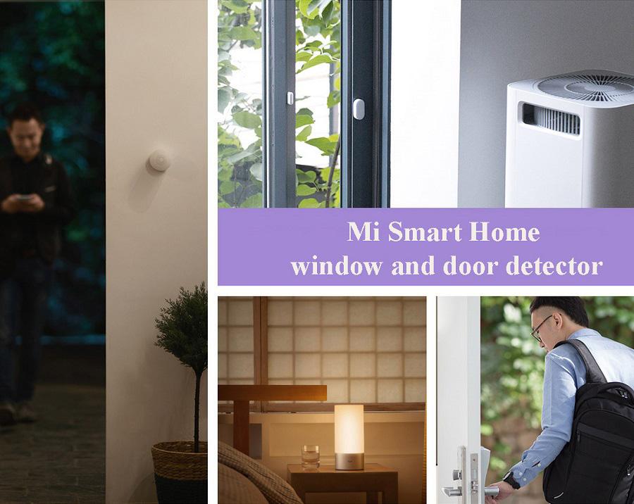 Xiaomi Mi Smart Home Door / Window Sensors: full specifications