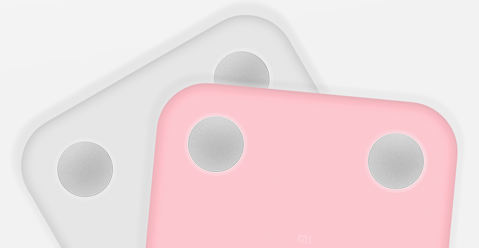 Xiaomi Smart Scale 2 Silicone Cover Pink Photo 1